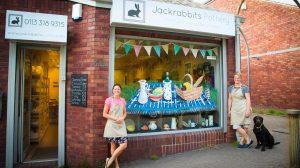 Jackrabbits Pottery in leeds