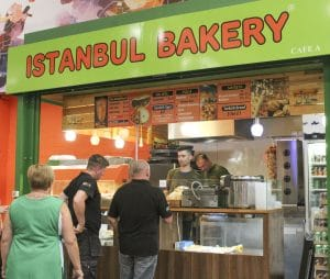 Istanbul Bakery in leeds