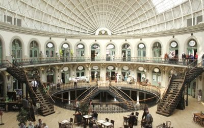 Hidden Gems of Leeds Corn Exchange