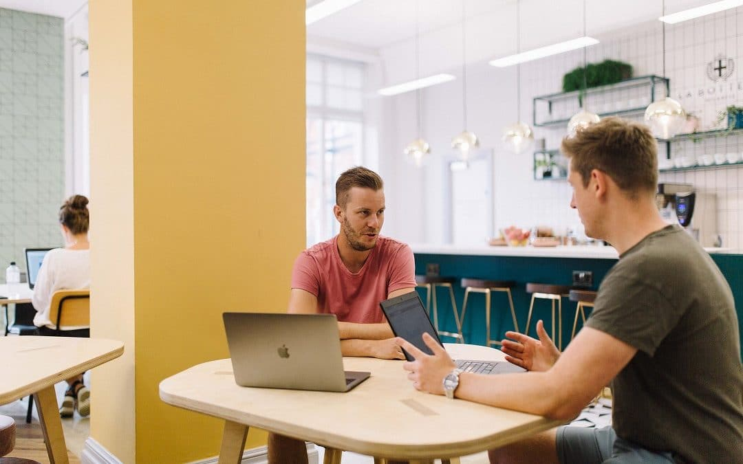 Flexible Workspaces Quickly Becoming Popular with Large Corporations