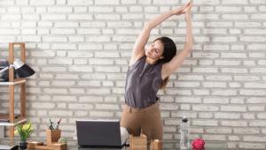 Desk Yoga