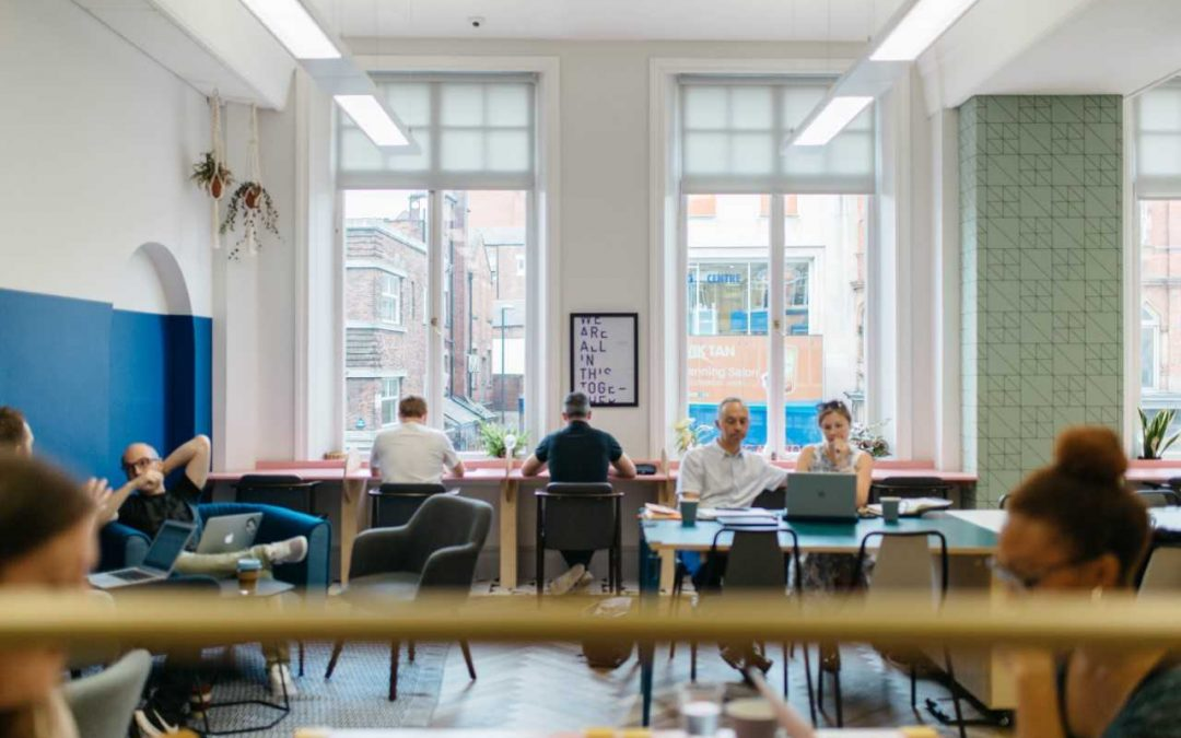 The History of Co-Working Offices