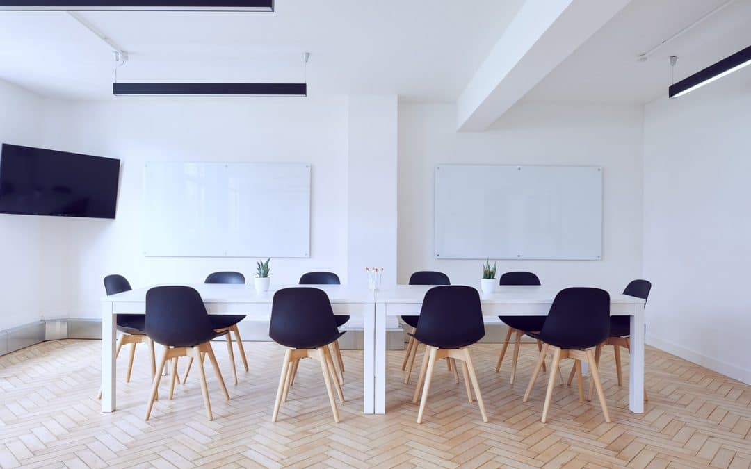 What tech should be involved in all meeting rooms?