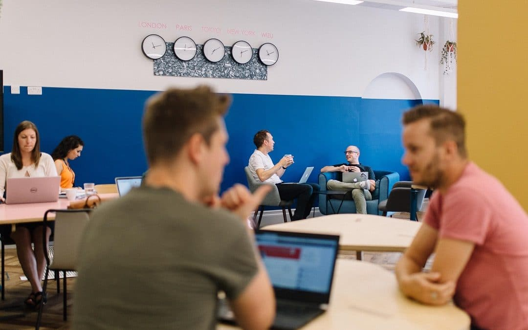8 reasons to work in a shared office space