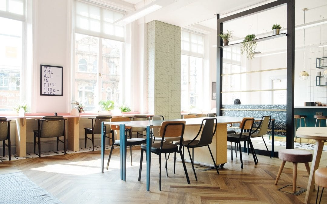 Lower your costs by utilising co-working for your next hire