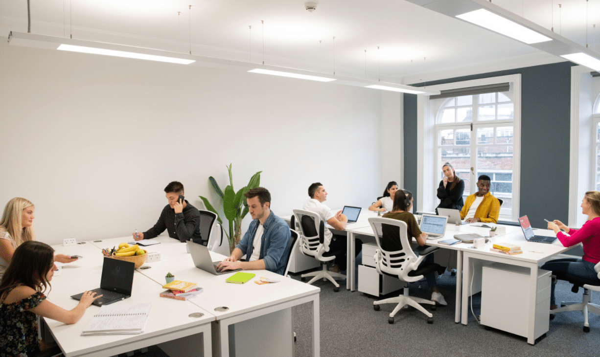 offices for small businesses