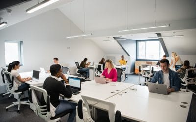 Don't Give Up on the Open Office Just Yet