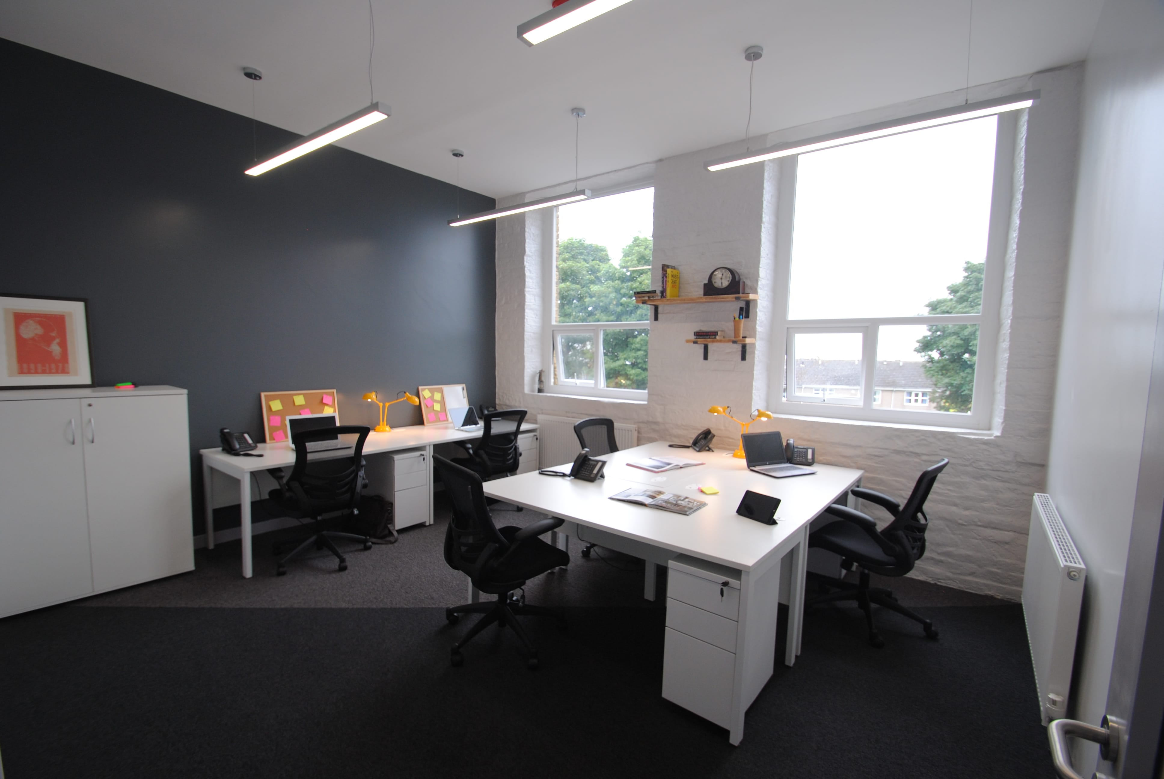 beck mill office space