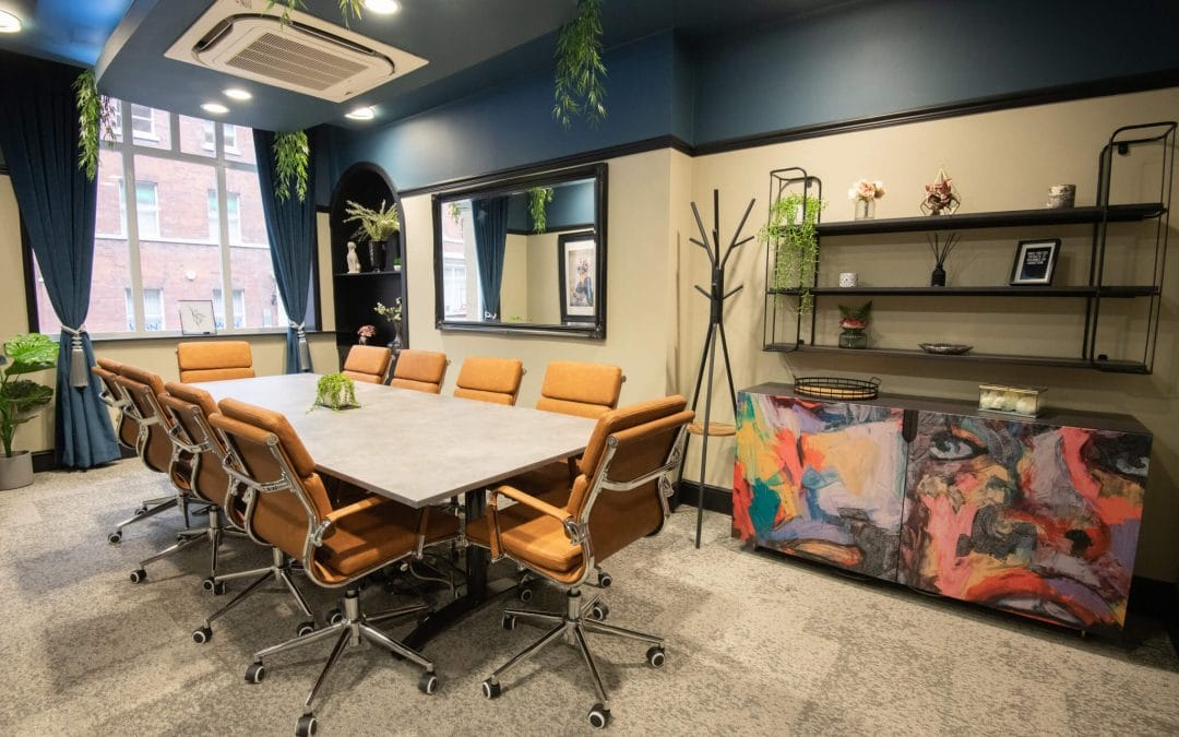 5 Benefits of a Creative Office Space