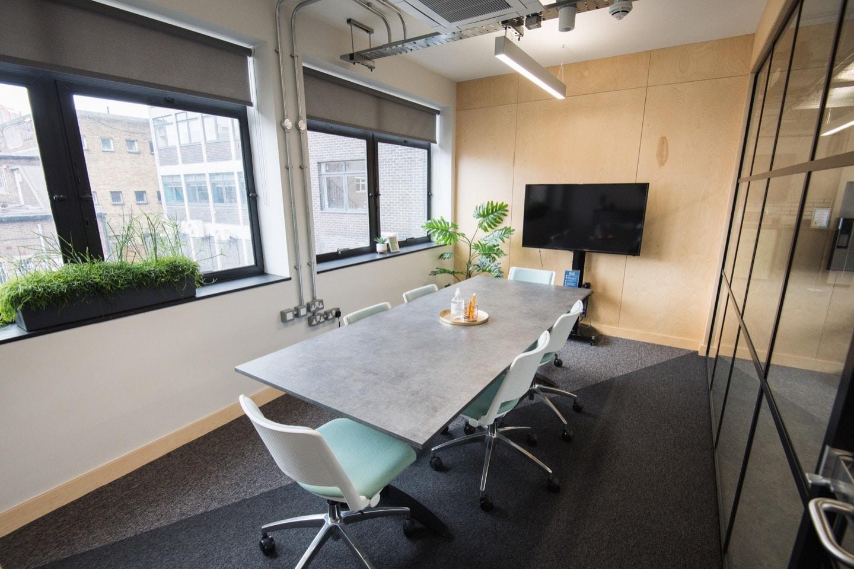 virtual offices richmond house