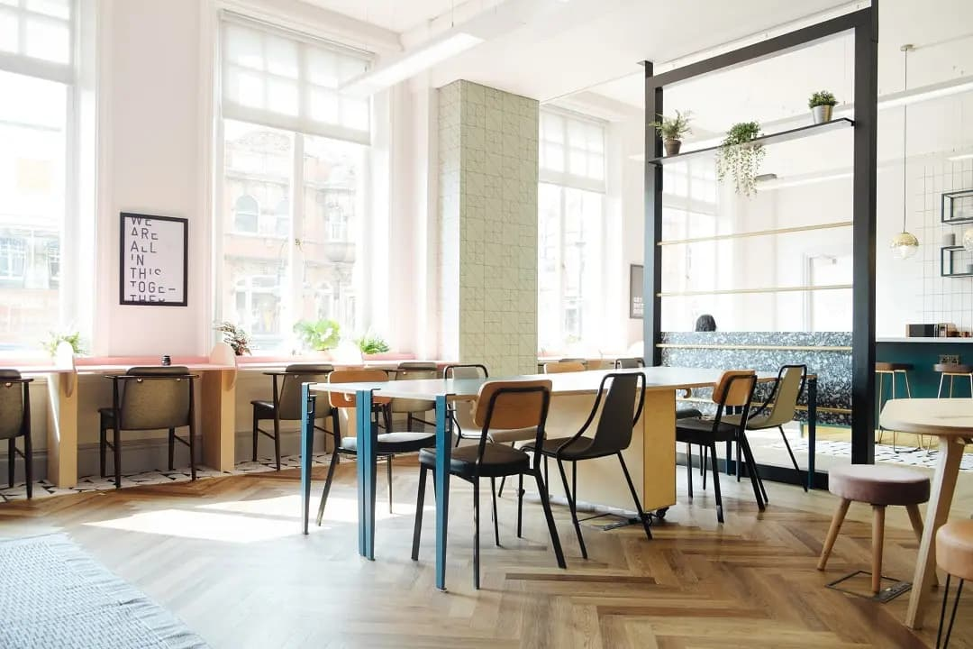 shared workspace in leeds